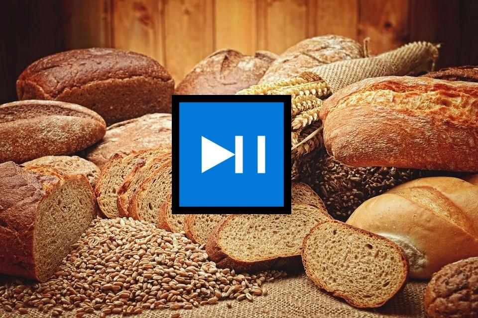 Breadcast: Alles, was Sie schon immer über Brot wissen wollten
