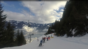 Skischullandheim in Zell am See